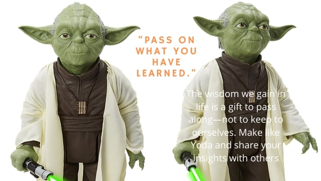 Master Yoda Quotes - Best Star Wars Inspirational Quotes
