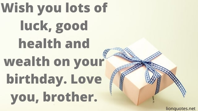 Happy Birthday Big Brother Messages | Happy Birthday Brother