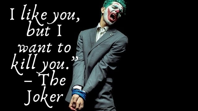 Joker Quotes on Humanity - Jokers quotes Images Download