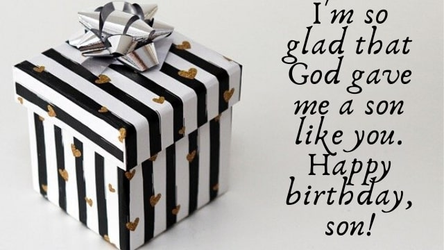 Birthday Quotes For Son - Birthday Wishes for son With Images