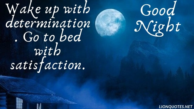 Good Night Inspirational Images With quotes | Goodnight Wishes quotes