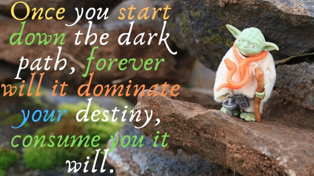 Best 10 Yoda Quotes - Star Wars quotes With Images