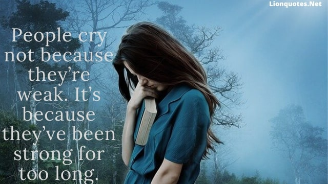 Depression quotes - Depressing Quotes About Love