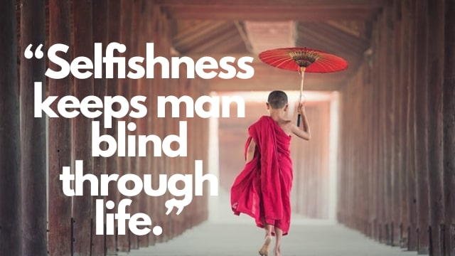 Top 10 Quotes About Selfish People - Friends With Images