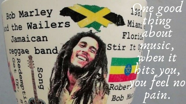 Bob Marley Quotes - About Love | Money | Happiness | Best 10 Life