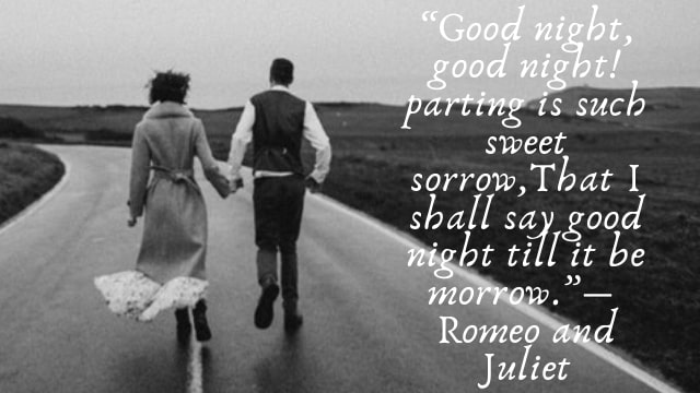 Romeo And Juliet Key Quotes – True Love quotes – Romantic With Images