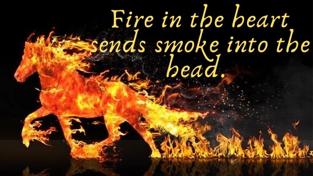 Fire Sayings and Fire Quotes