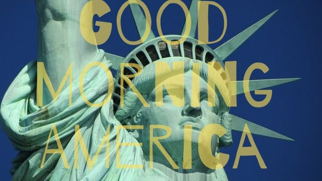 Good Morning America Quotes - Saying | Rise quotes