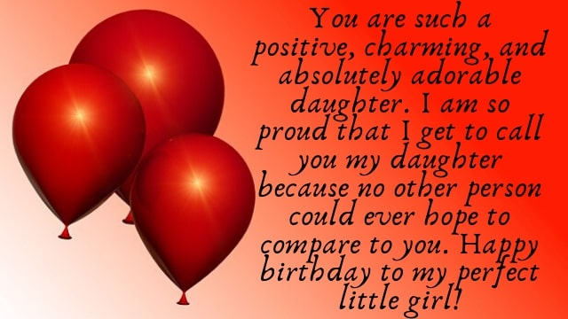 20+ Birthday Quotes For Daughter - Birthday Wishes Images for Daughter