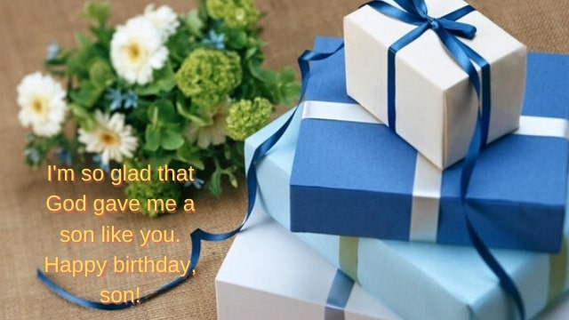 Birthday Wishes for son With Images