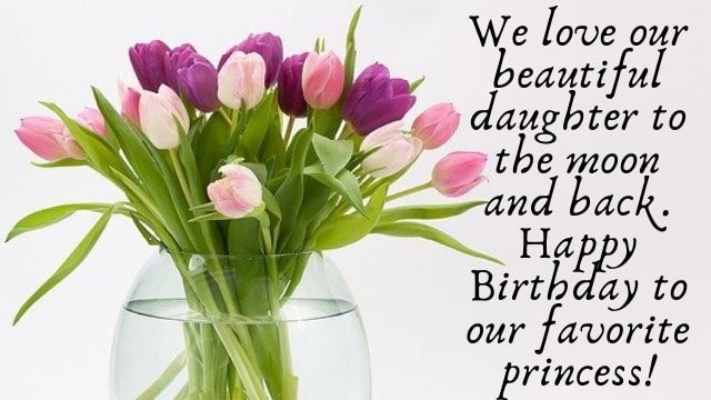 Happy Birthday Princess - 25 Birthday Quotes For Daughter