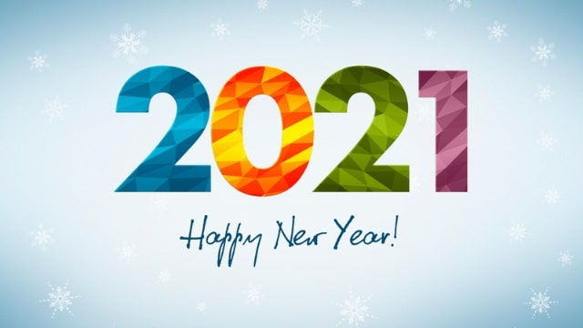 Happy New Year Image Download 2021