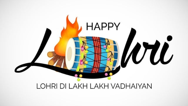 Happy Lohri Images 2021 - Happy Lohri Whatsapp & Fb Status - Quotes