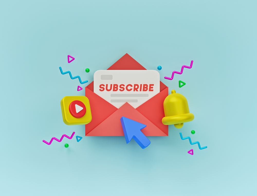 Subscribe Image Download - Subscribe Button - Logo - Hd - Bell Icon