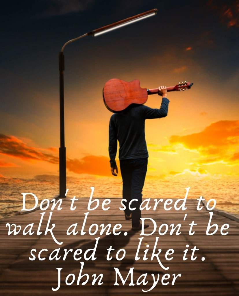 Walk Alone Quotes - Quotes on Alone With Images - Alone quotes