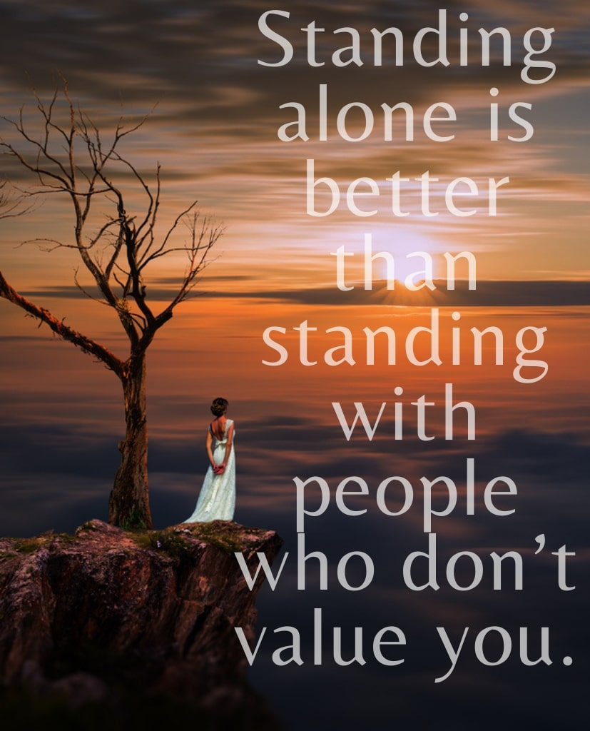 quotes on alone