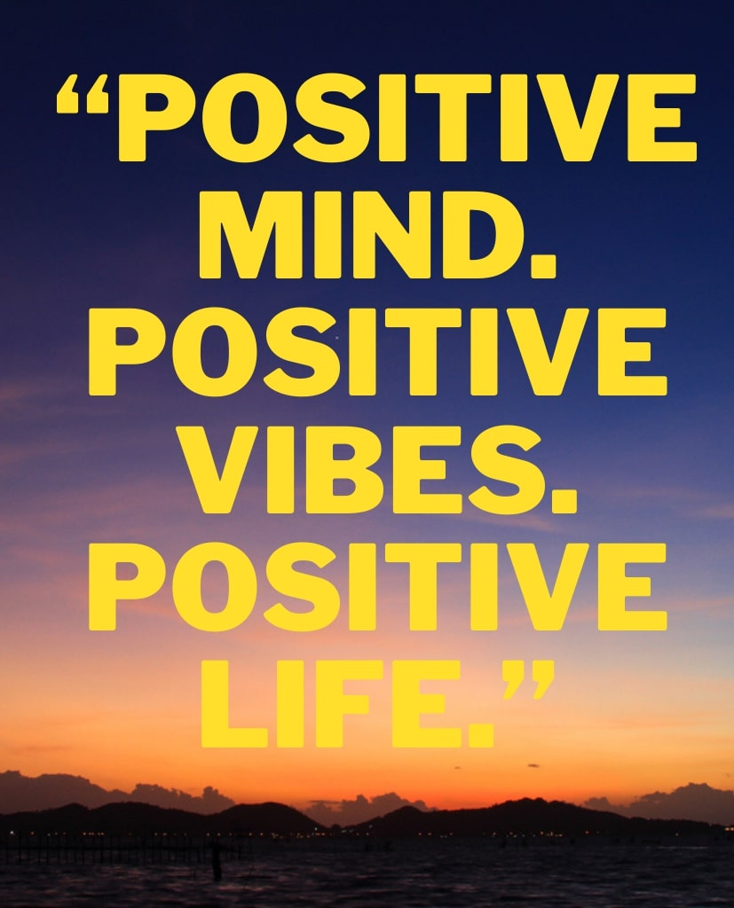 Positive Vibes Quotes - Good Positive Vibe Quotes With Image