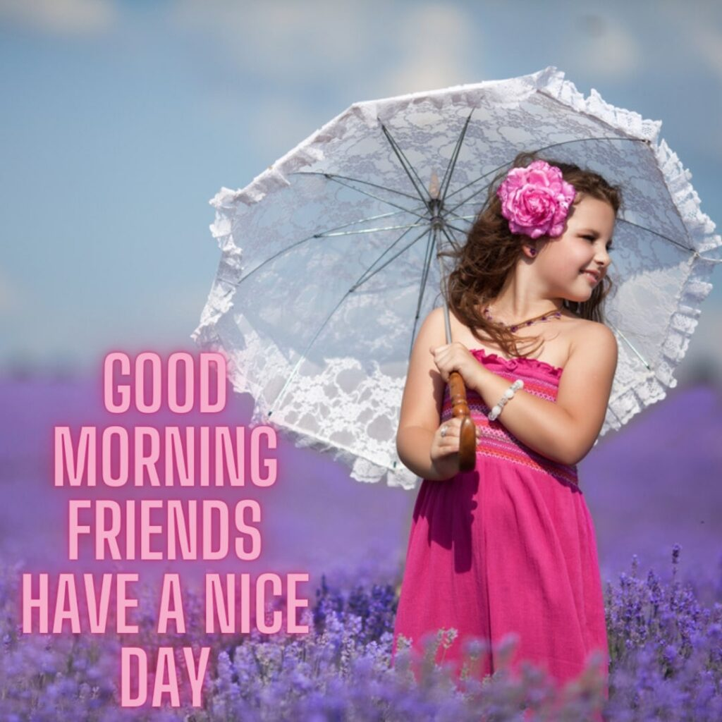 Good Morning Have A Nice Day Messages
