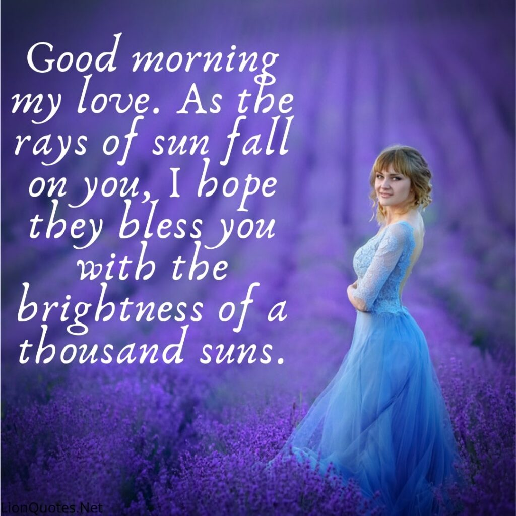 Good Morning Pics And Quotes