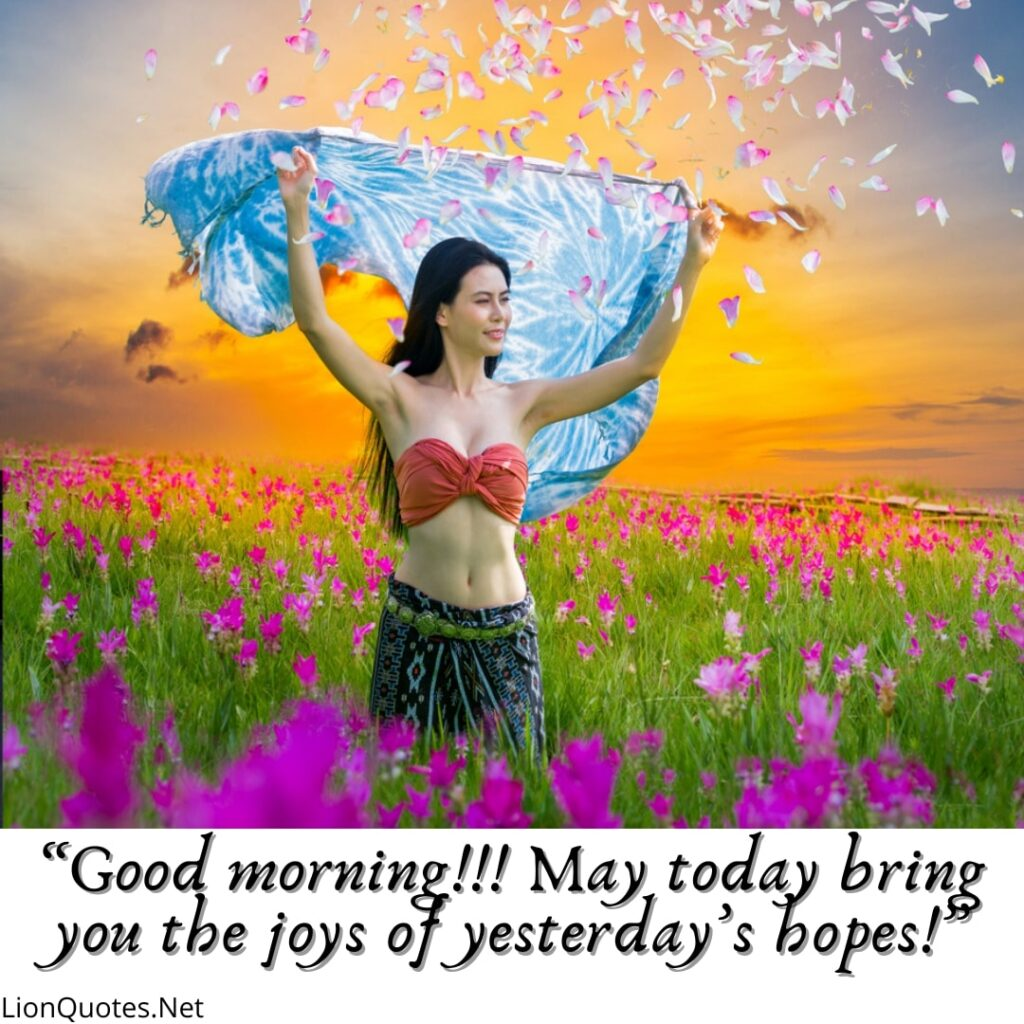 Goodmorning Wishes Image Download