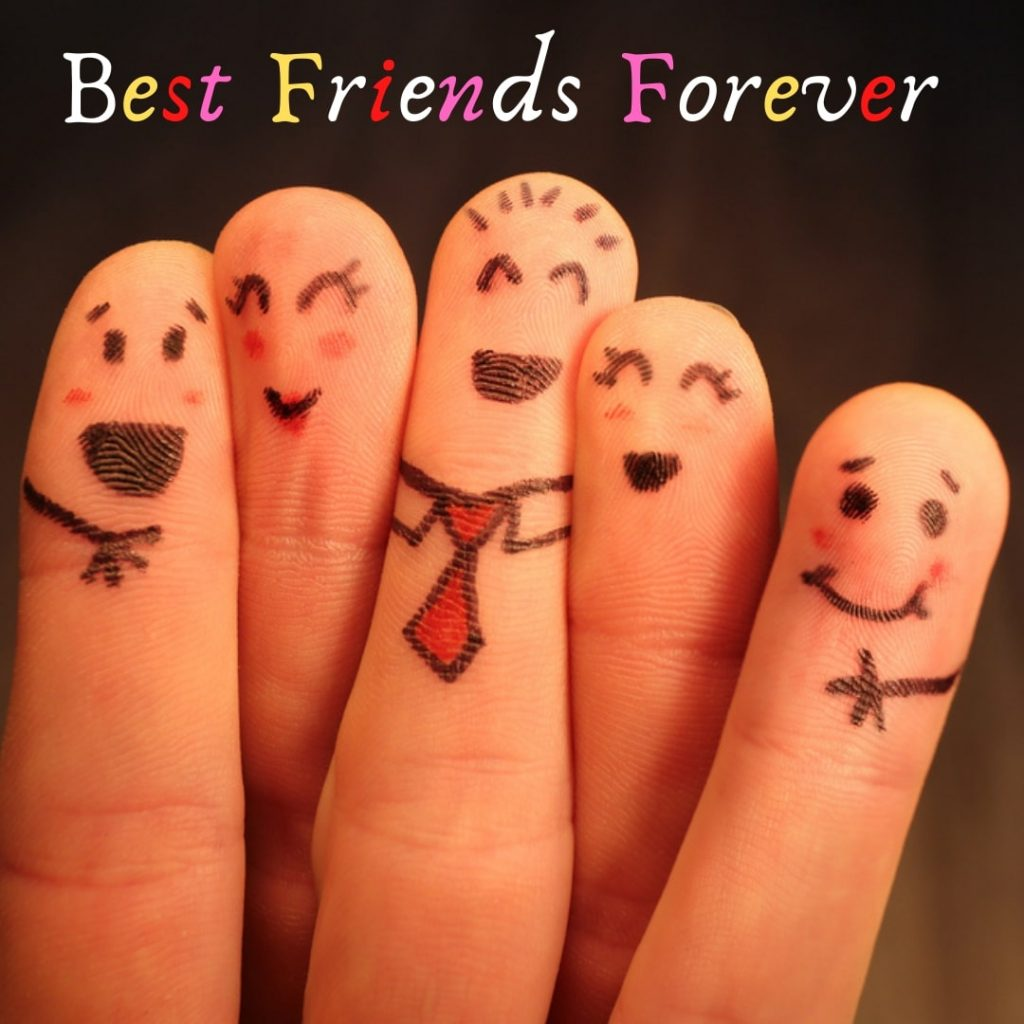 5 Best Friends Forever images