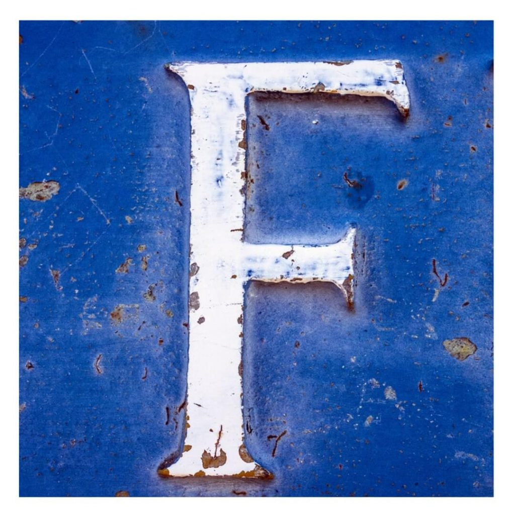 beautiful f letter images